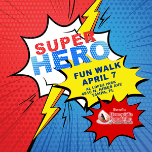 Event Home: 2019 Tampa Superhero Fun Walk